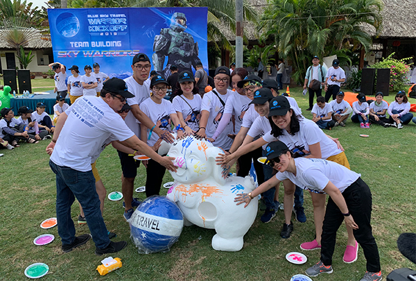 BST's Team Building 2019