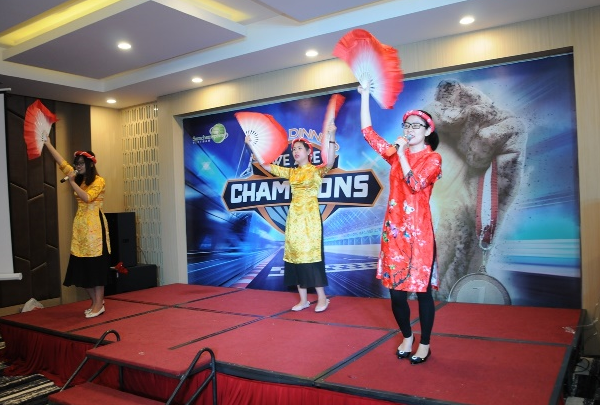 SAMCHERNSPHERE VIETNAM - WE ARE THE CHAMPIONS